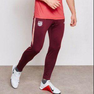RARE Nike FC Barcelona 2019 Dry Squad Soccer Pants